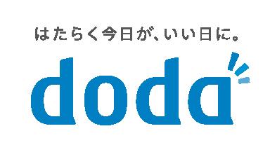 日本最大級のDBから直接スカウト「doda Recruiters」