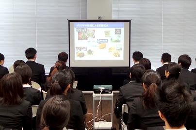 外国人留学生向け企業単独セミナー【新卒】