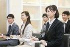 【新入社員研修】好感度表現法など企業人として必要なビジネスマナーを学び、業務へのモチベーションをアップさせます!