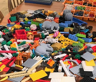 LEGO®SERIOUS PLAY®メソッドと教材を活用した研修