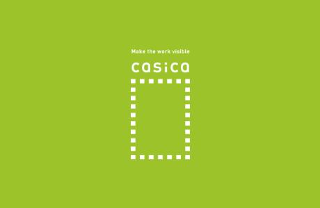 新入社員が成長するメモ帳『casica』