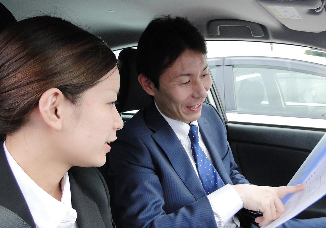 マジオネットの安全運転研修
