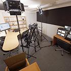 関西の中心にある動画ラーニングスタジオ