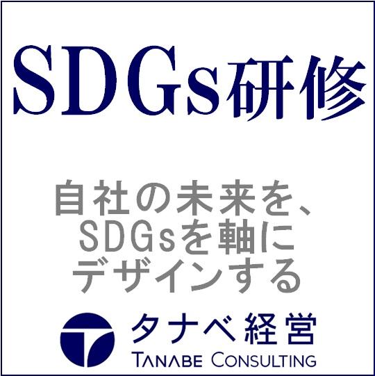 自社の未来を、SDGsを軸にデザインする「SDGs研修」