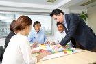 「リーダーシップ」「役割分担」を学べる実習!「ブロック・モデル」体験会