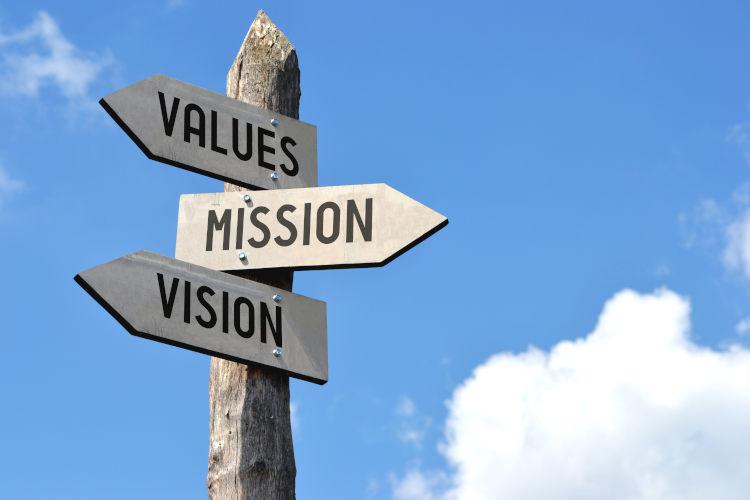 経営理念とミッション・ビジョン・バリューとの違い